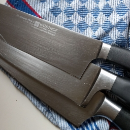 Knives … and other useful things